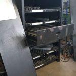 Armadio Metallico porta Utensili da piegatrice