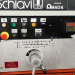 Cesoia a Ghigliottina Idraulica Schiavi 4000 x 5 mm (CE)