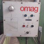 Pressa Piegatrice Oleodinamica OMAG da Lungh.4050 x 100 TON.