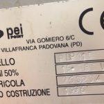 """Puntatrice su Colonna orig. PEI Potenza 15 Kwa    """"CE """""""