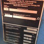 Compressore a Vite Demag-Mannesmann – ( 20 Hp)+ Essiccatore Omi