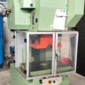 Pressa Eccentrica Meccanica  MIOS 65 Tonn. a frizione ( norme CE)