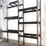 Scaffalatura Metallica industriale Portapallets componibile Mincio Tecnica