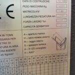 """Pressa Piegatrice Sincronizzata GaDe Idraulica 2000 x 40 ton. """"CE"""""""
