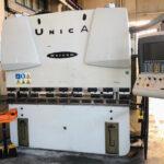 "Pressa Piegatrice Idraulica Sincronizzata WarCom  2000 x 60 Ton ""CE a Cnc 4 assi"