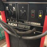 """Taglio al Plasma Carellato """"Cebora"""" Plasma Prof 52″"""