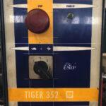 Troncatrice a disco Circolare MEP Modello TIGER 352