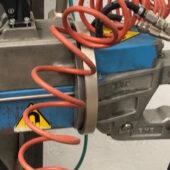 Puntatrice Pensile EME 8 KWA – modello Emmepi con Controllo Micro 8