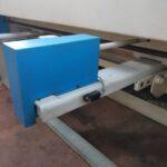 Cesoia a Ghigliottina Idraulica GecKo da 3000 x 6 mm Norme CE