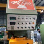 Pressa Idraulica a Collo di Cigno GALFER Potenza 60 Ton