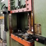 Pressa A Doppio Montante IDRAULICA  O.M.B. Potenza 300 ton