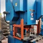 Pressa Eccentrica San Giacomo T 80 R a Norme CE con Inverter ( 2012)