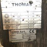 Segatrice a Nastro Semiautomatica Idraulica Thomas Digit modello Trad 350SO