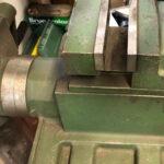 Trapano a Colonna SerrMAc Modello RAG 20-22 con Impianto a Filettare
