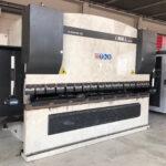 """Pressa Pieagtrice Idraulica IMAL sincronizzata da 3300 x 135 Ton con CNC 4 assi -Norme """"CE"""""""